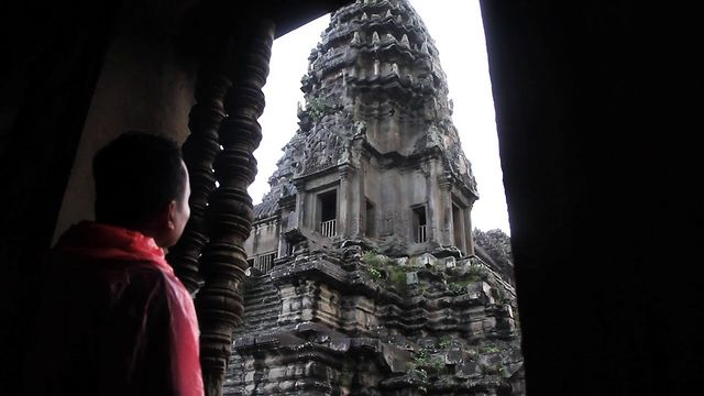 The Mysterious Angkor Wat