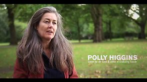 Polly Higgins supporting Seed Freedom