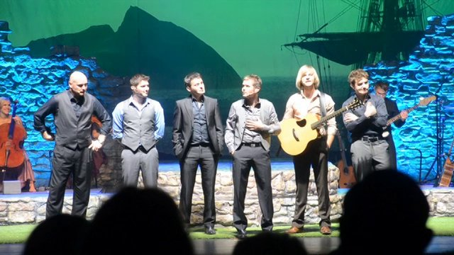 Celtic Thunder Tour Promo - 'Seven Drunken Nights'