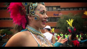 Nottinghill Carnival 2012 – London School of Samba