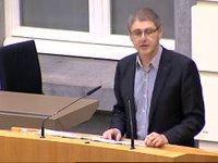 Lode Vereeck over toename van de verwijlinteresten van de Vlaamse Overheid