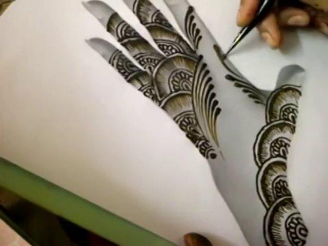 Mehndi Tattoo London : Bridal mehndi designs heena artist london on vimeo