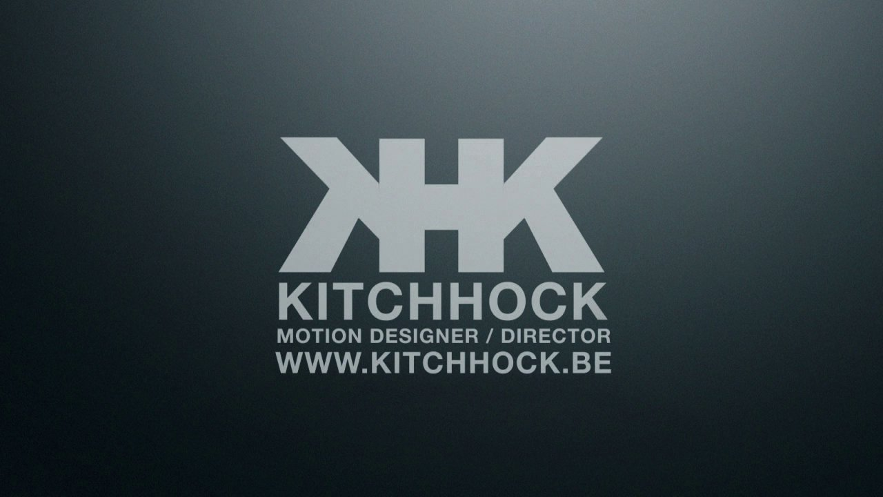 KITCHHOCK SHOWREEL 2012