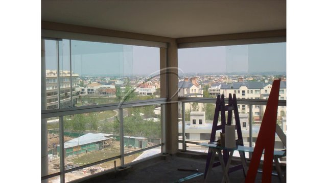 Cerramientos para balcon de cristal templado eco alum on - Cerramientos de balcones ...
