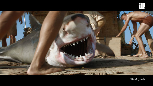 Kon-Tiki VFX breakdowns