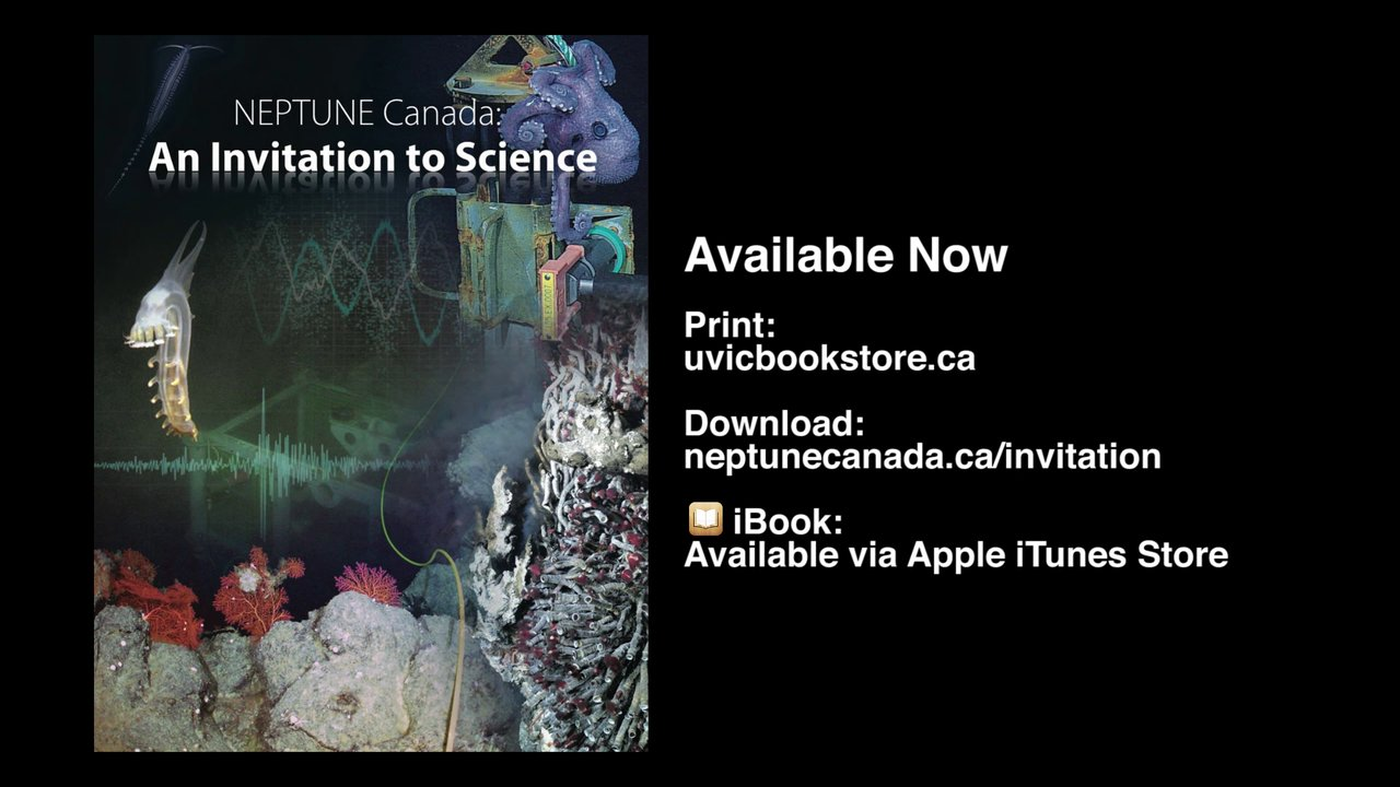 NEPTUNE Canada: Invitation to Science