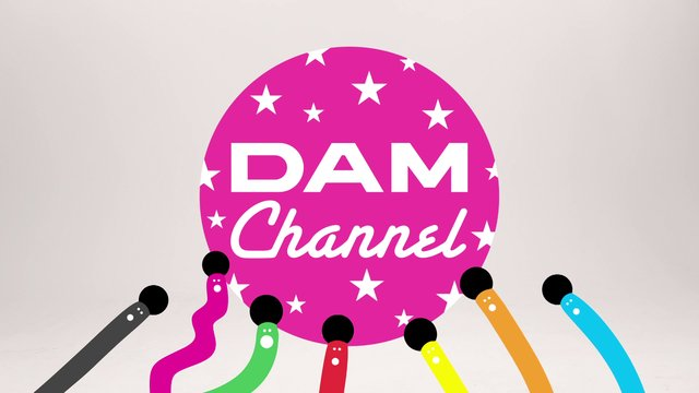DAM Channel – Opening Title Season 1