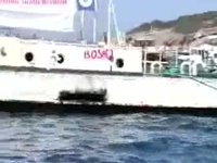 Affondamento SG115 Bodrum (Turchia)