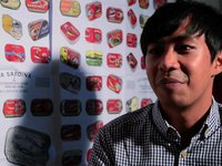 La Sardina Wardrobe Artist Interview: Kitt Santos (03:59)