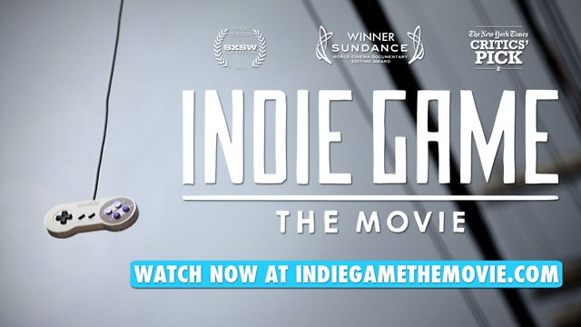 Indie Game: The Movie Official Trailer