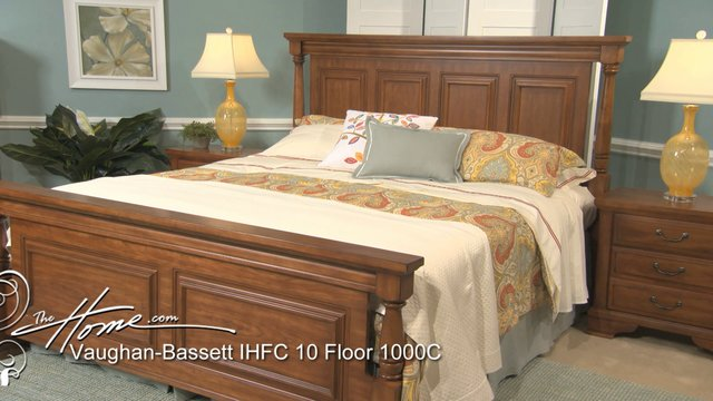 Vaughan Bassett: Remington Bedroom Collection on Vimeo
