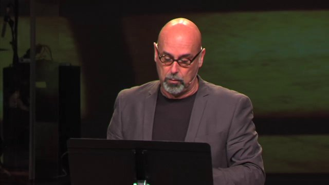 Michael Frost - October 14, 2012