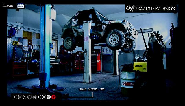 Kazimierz Bzdyk Rally Team Lumix GH2