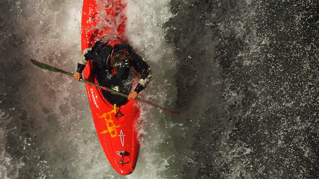 Water - A Whitewater Kayaking Short