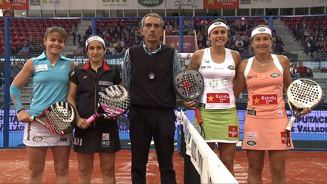 07 FINAL FEMENINA PPT MADRID CM 2012