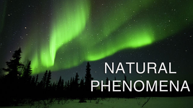 Natural Phenomena - VideoSapien