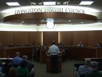 Livingston Parish Council Meeting October 11, 2012