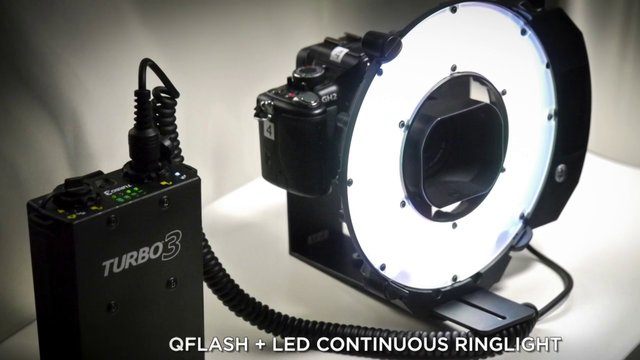 Quantum Omicron LED Ring Light – This New Hybrid Light is One of the Best!