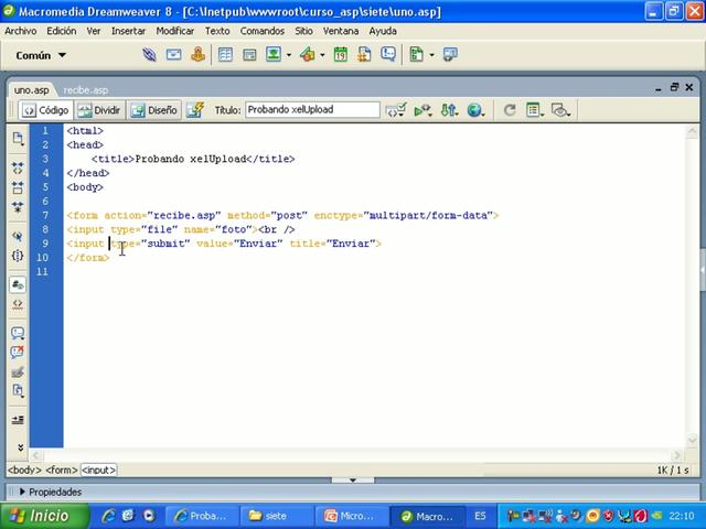 Cesar Cancino - Curso de ASP y SQL Server part7
