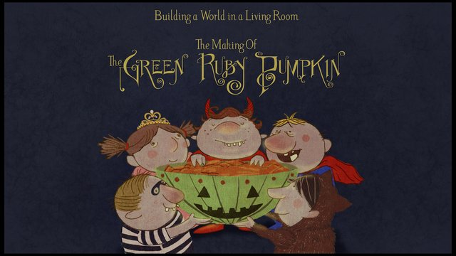 The Making of The Green Ruby Pumpkin