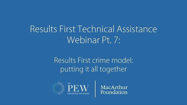 Results First Technical Assistance Webinar Pt  7