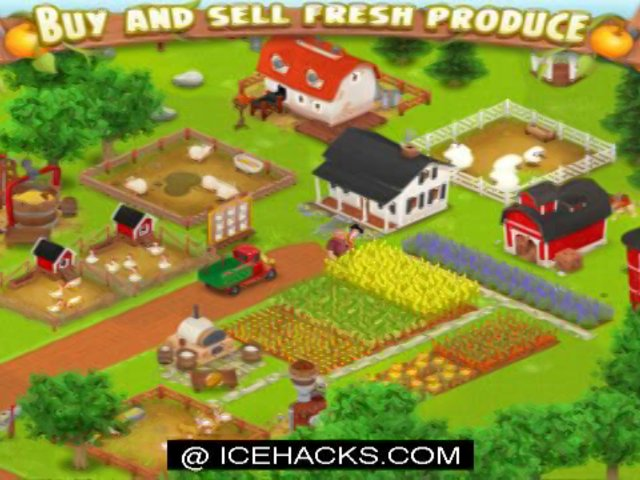 Hay Day Hack Download(New App Game, Hay Day Hack V3.0 Free Diamonds