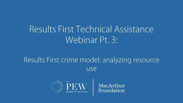 Results First Technical Assistance Webinar Pt  3