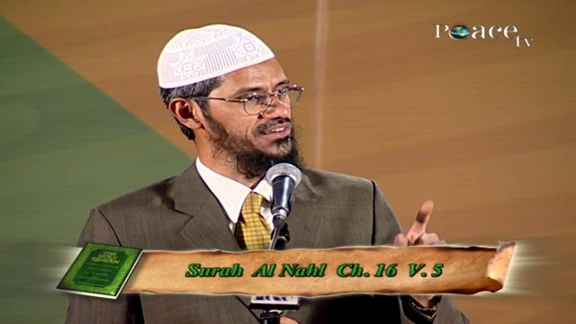The Purpose of Creation (Part-4) By Dr. Zakir Naik