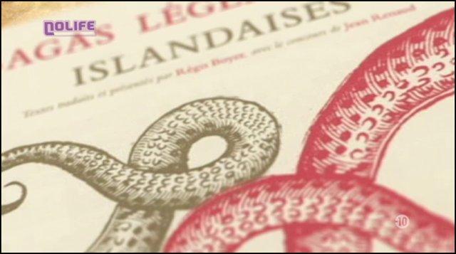 Les Sagas légendaires islandaises sur nolife.tv
