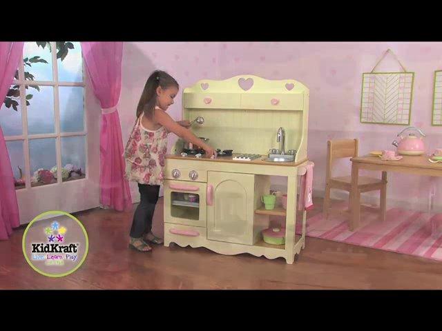 Wonder Toy Kidkraft Kuchnia dla dzieci 53151 Prairie Kitchen  Kuchnia dla dz   -> Kuchnia Dla Dzieci Kinderkraft Opinie
