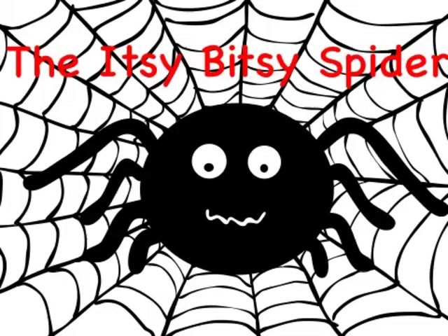 Displaying (17) Gallery Images For Itsy Bitsy Spider Clip Art...