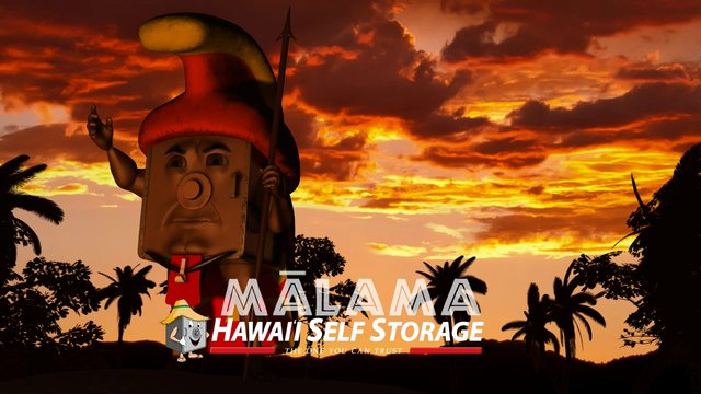 Hawaii Self Storage – Malama