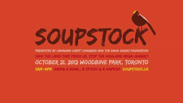 Soupstock  - Save the Land that Feeds Us