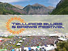Flying Over the 19th Annual Telluride Blues & Brews Festival