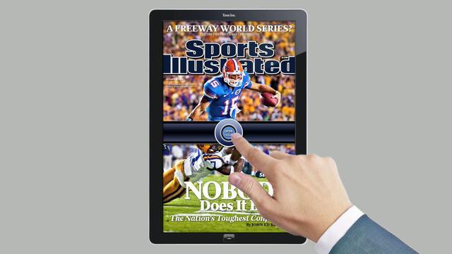 Sports Illustrated magazine , june 5, 2017 the THREEMATCH ,Frank Deford J-12