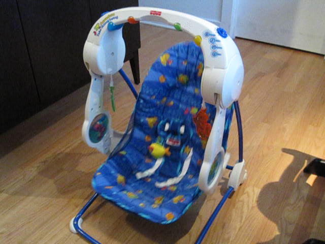 Fisher Price Swing All About Fish