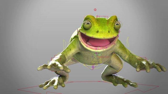 King Frog - JonathanPost - (2012)