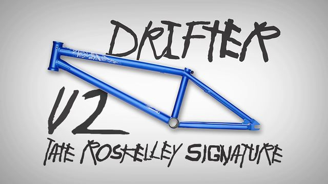 Volume Bikes: Tate Roskelley Drifter V2 Promo.