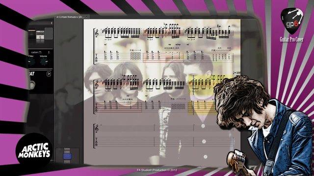 Arctic Monkeys A Certain Romance [GP Cover] on Vimeo