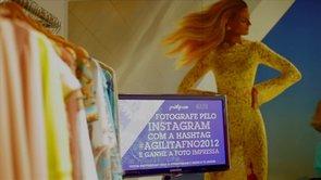 Aluguel de cabine fotográfica com impressão instantânea  de fotos  - Fotocabine e Printgram no evento Fashion' s Night Out 2012 -  Rio de janeiro e São Paulo