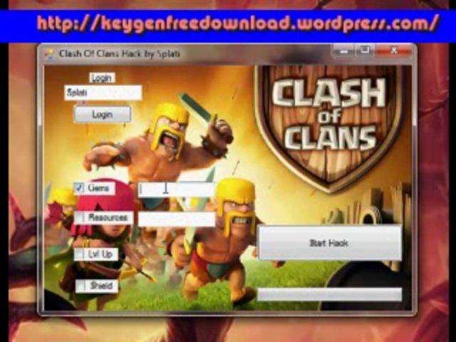 Clash of Clans Hack Tool