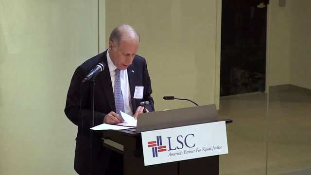 Report of the National Pro Bono Task Force, Chicago event (Oct. 15, 2012)