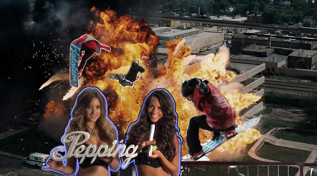 Pepping! **FREE Snowboard Movie 2012**