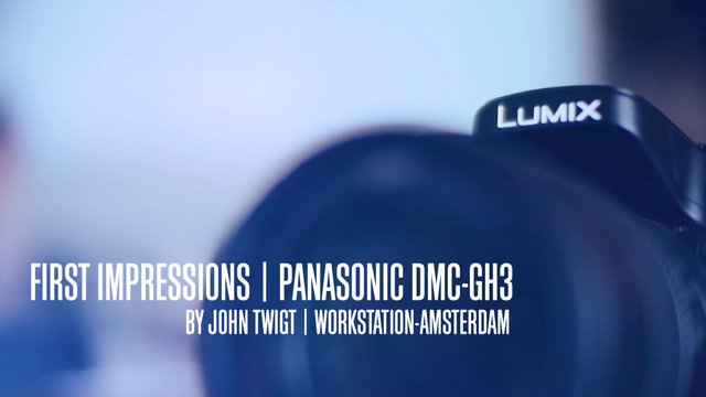 Panasonic Lumix GH3 – Another Glowing Hands On Review!