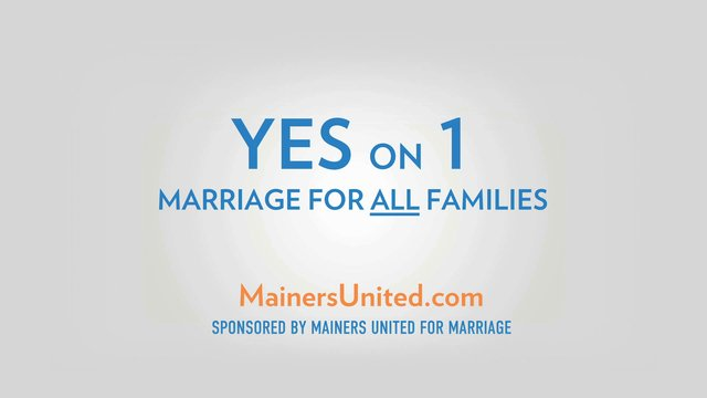 "Mainers United for Marriage ""Harm"""