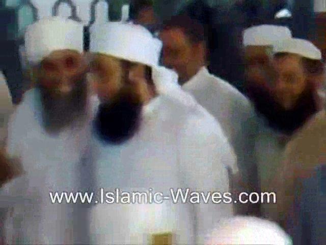 """Maulana Tariq Jameel Latest Bayan """"Arafah Ka Sub Se Bara Amal - Tauba"""" At Madinah (Hajj 2012)"""