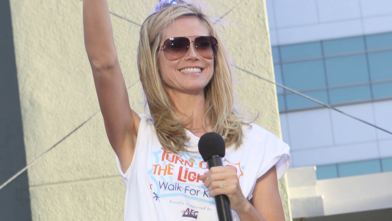 Children's Hospital LA Honors Heidi Klum