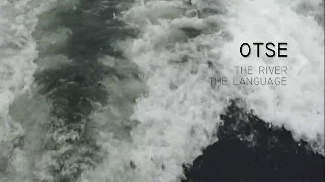 2012 LA8201 OTSE-THE RIVER THE LANGUAGE_Schiebe