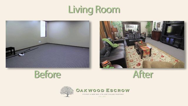 Oakwood Escrow - Remodel Timelapse