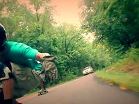 Longboarding: Zen Run